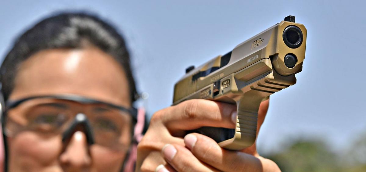 Corso – Arma corta per sole donne