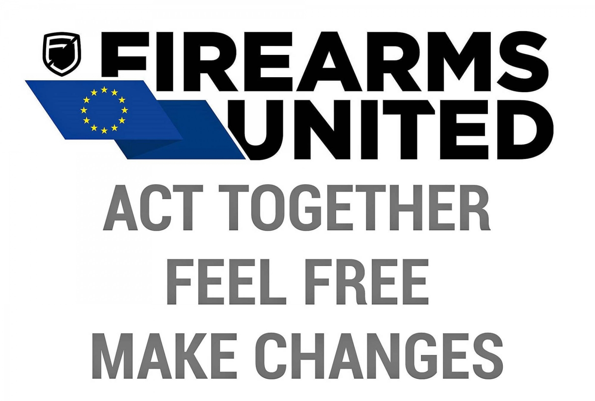Currently the Firearms United network is the only organization that aims to give shooters a voice at a European level