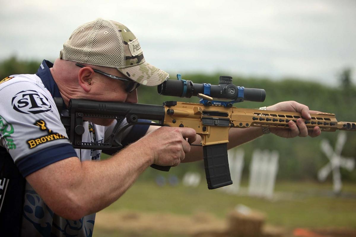 """Lo IPSC Rifle World Shoot 2017 si terrà dal 25 maggio all'11 giugno prossimi presso il campo di tiro """"Patriot"""" di Kubinka, nella regione di Mosca"""