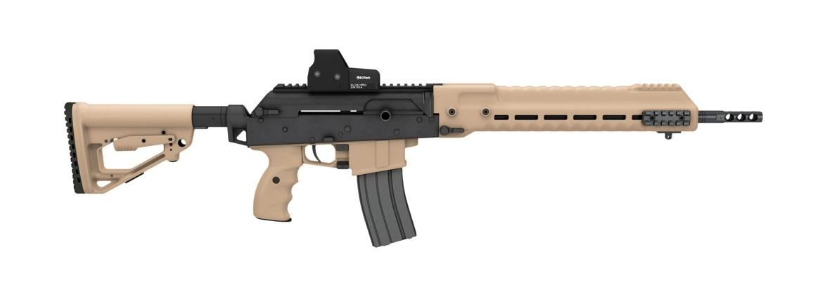 Il Gruppo Kalashnikov si starebbe organizzando per venire incontro alle necessità di tali tiratori... ma basterà?