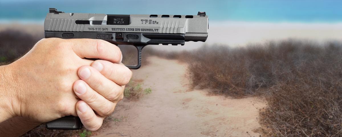 All'Italian Shooting Show vedremo le nuove pistole Canik distribuite da Origin STB