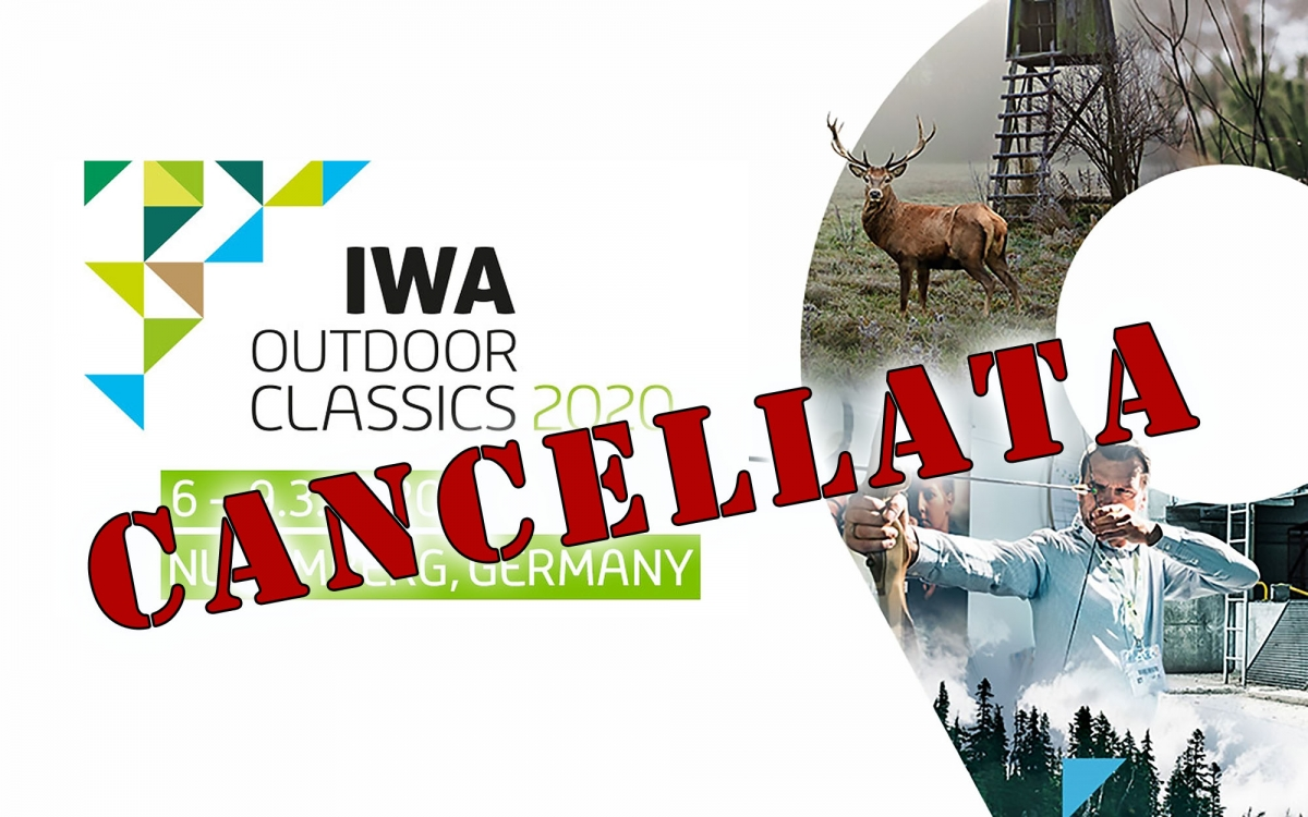 IWA 2020 cancellata definitivamente