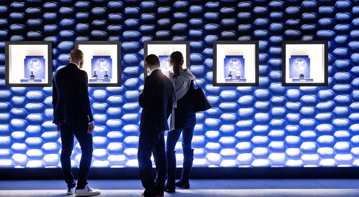 The Baselworld International fair is mainly dedicated to luxury watches and jewels