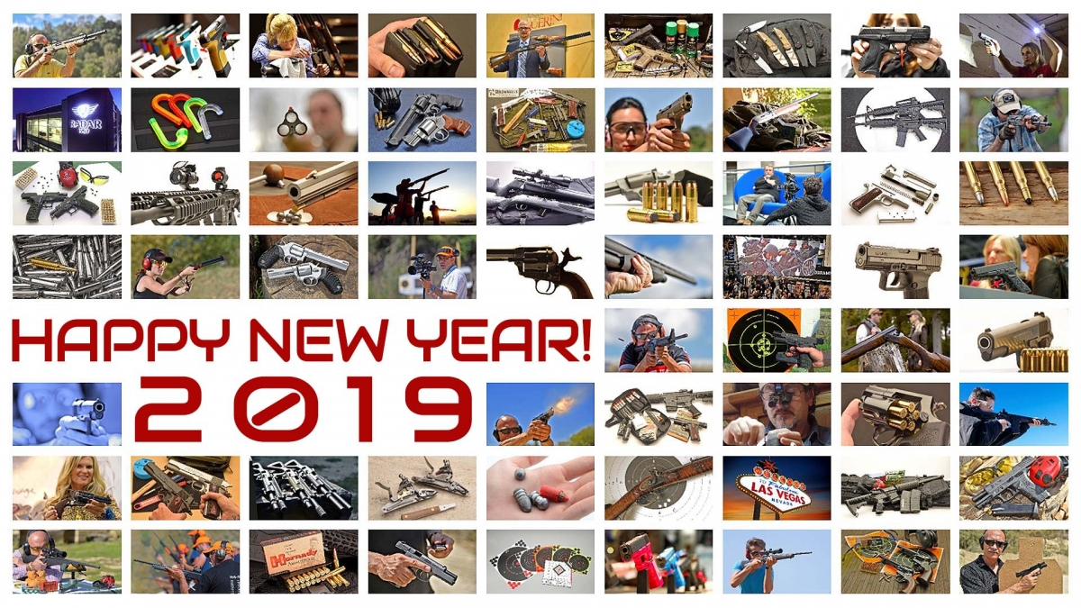 GUNSweek.com wishes you a Happy New Year!