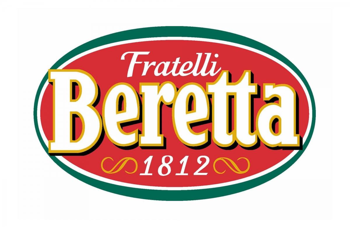 Il logo dell'azienda Fratelli Beretta