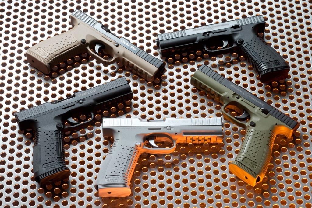 """La notizia arriva dalla famosa ONG antiarmi """"Unimondo"""": le pistole Strike One sono state esportate in Venezuela?"""