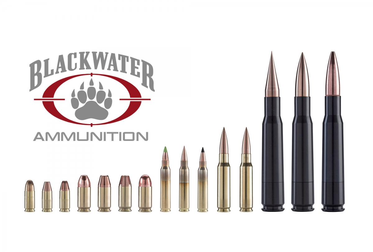 Blackwater Ammunition 10x100mm new cutting-edge caliber