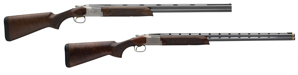 The Browning Citori 725 O/U shotguns will also be available in smaller calibers