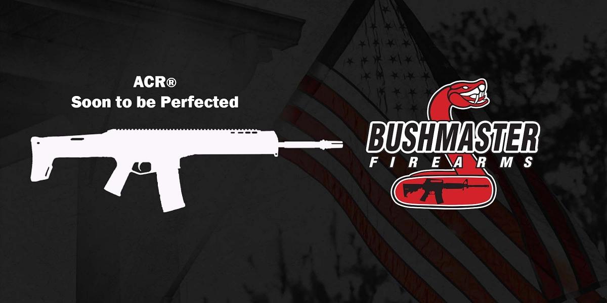 """""""Presto in una nuova versione perfezionata"""": tra i piani della rifondata Bushmaster per il futuro c'è anche il rilancio del leggendario ACR. Aspettiamo fiduciosi!"""