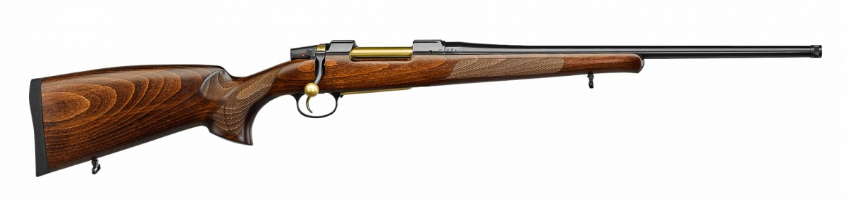 CZ-577 85th Anniversary Edition bolt-action rifle – right side