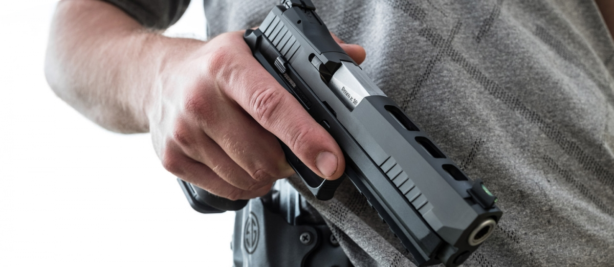 SIG Sauer issues voluntary upgrade of P320 pistol