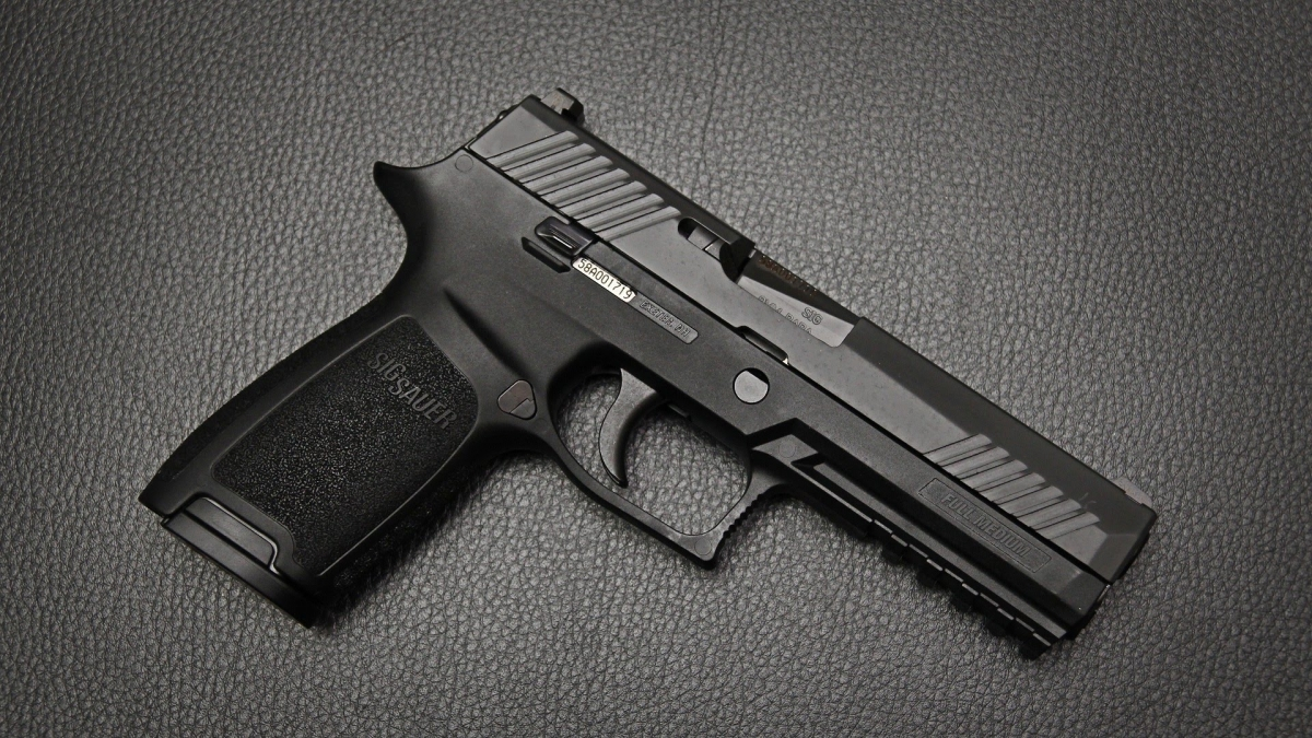 SIG Sauer launched a dedicated webpage for the voluntary upgrade program on the P320