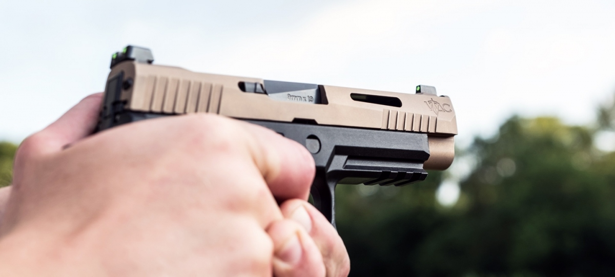 SIG Sauer P320 owners from the U.S. can register on the website to adhere to the Voluntary Upgrade Program