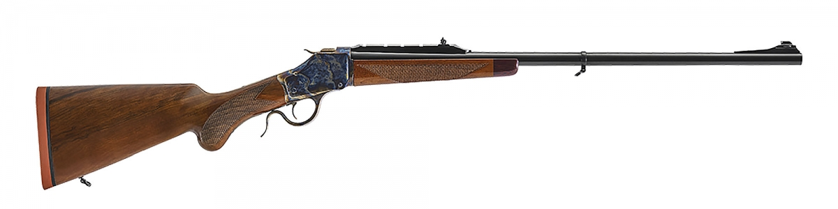 Uberti 1885 Courteney stalking rifle, .303 British caliber
