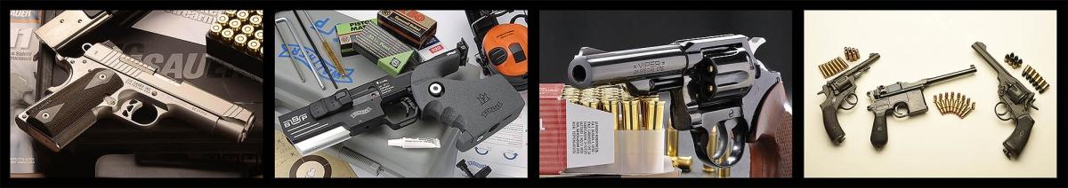 Legge: la classificazione europea delle armi
