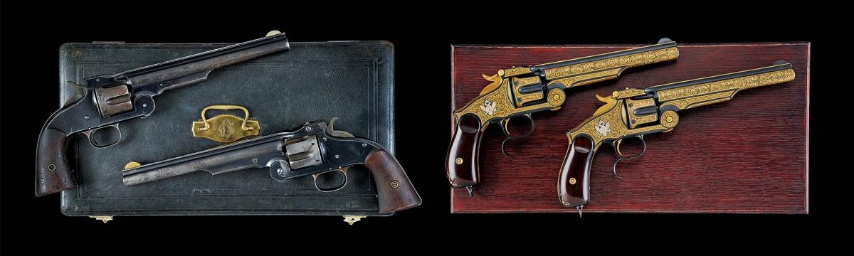 Ci sono armi e armi: alcune possono avere notevole valore storico o artistico
