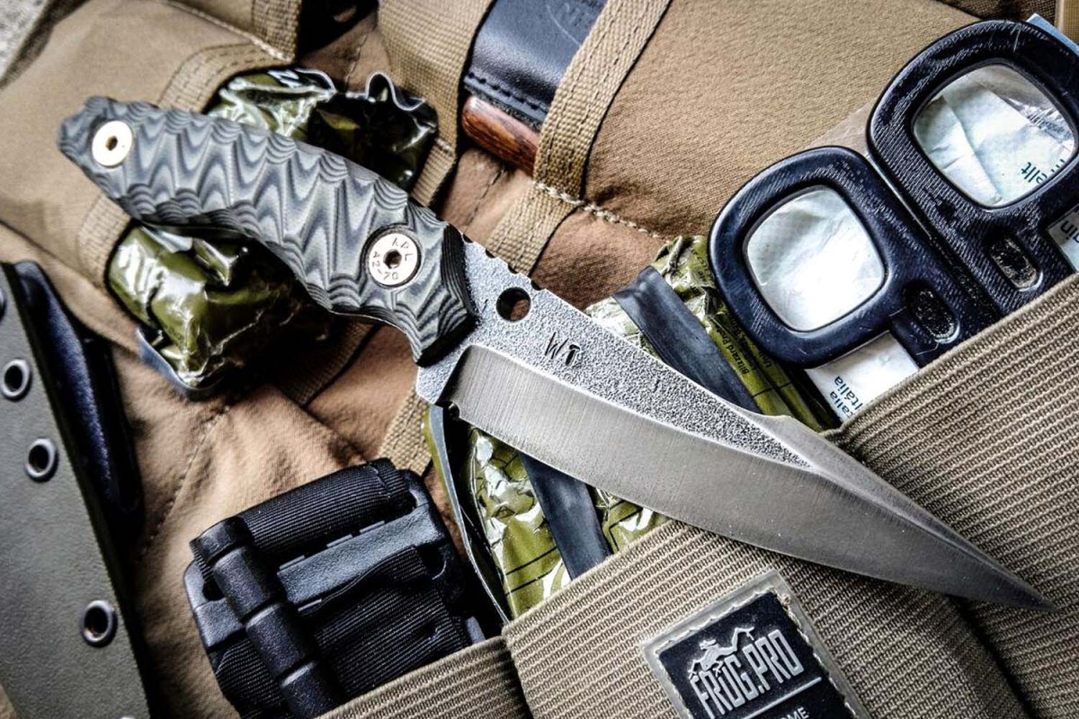 Wander Tactical Barracuda knife