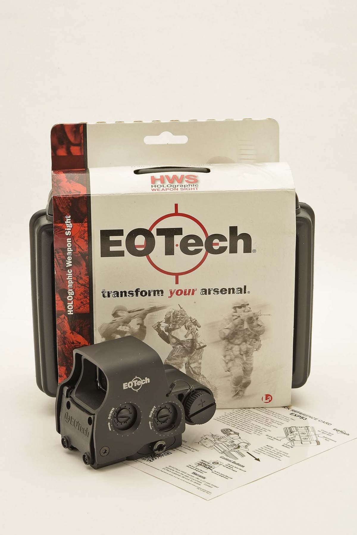EoTech EXPS3 holographic sight