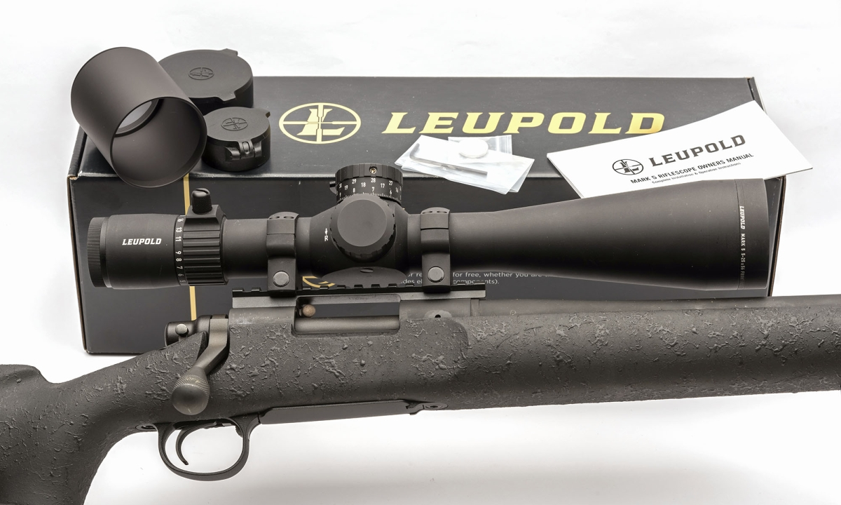 Cannocchiale Leupold Mark 5HD 5-25x56