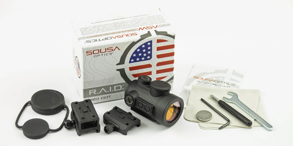 SOUSA R.A.I.D. Red Dot sight