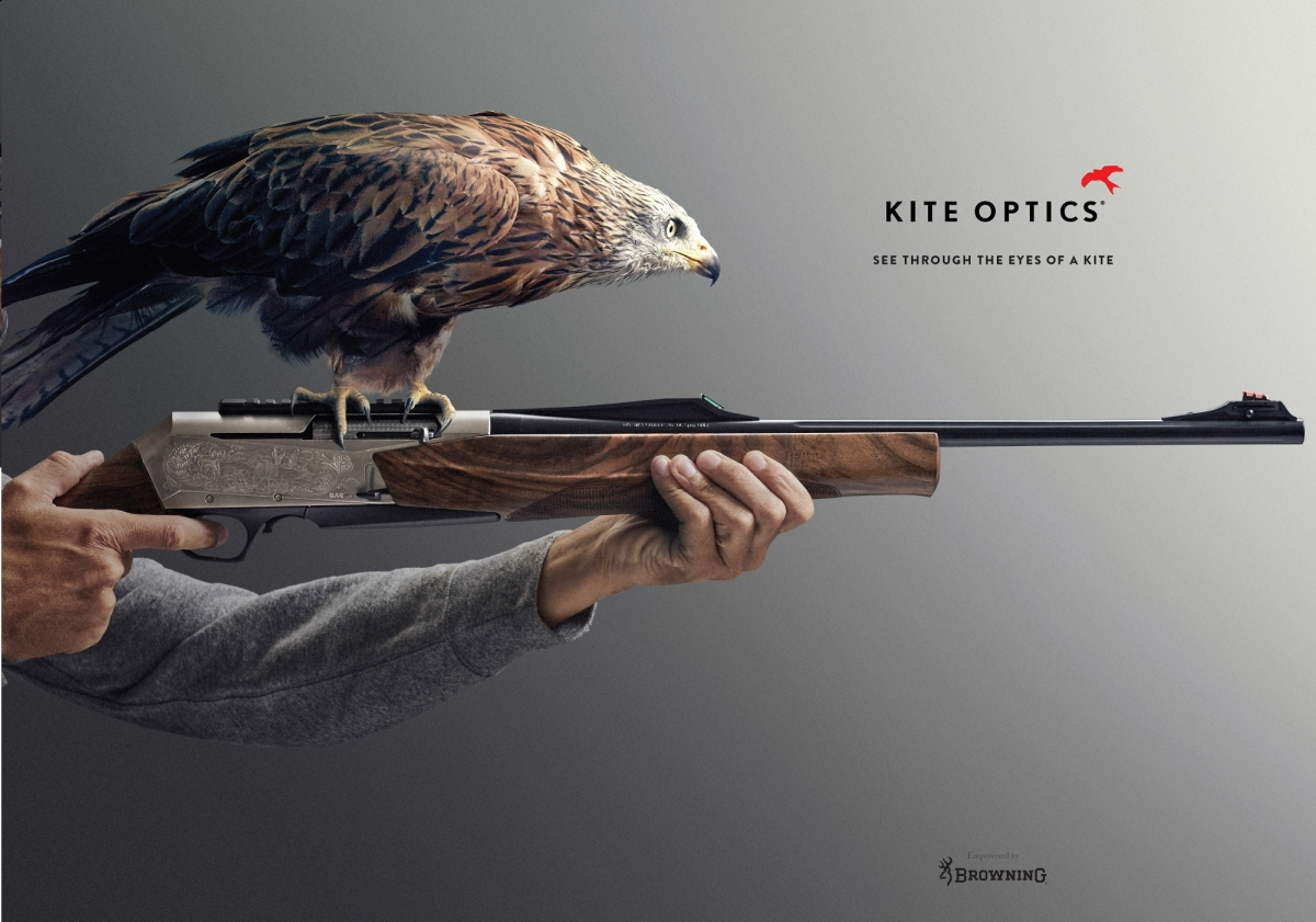 Kite Optics KSP HD2 1-6x24i variable hunting riflescope