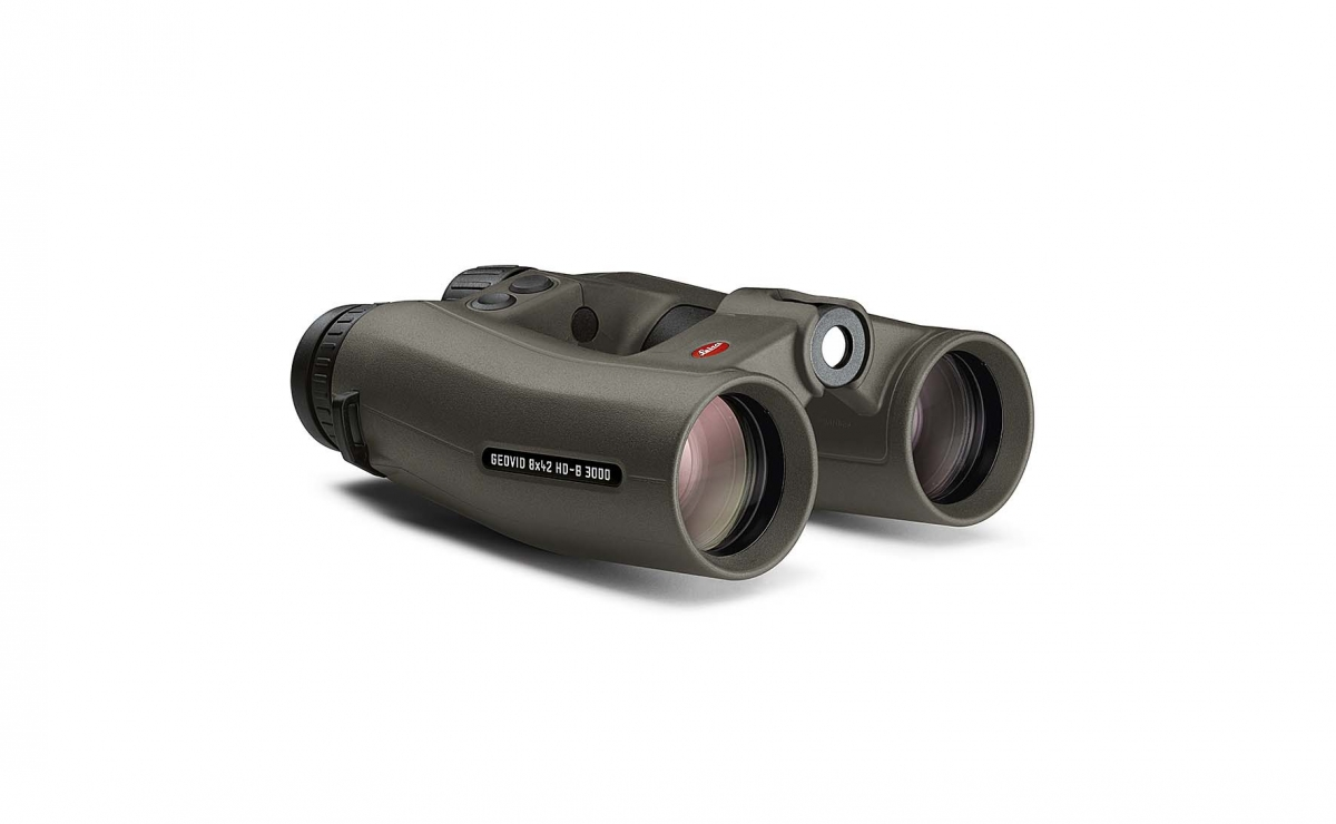 "The Leica Geovid 42 HD-B 3000 ""2019 Edition"" rangefinding binocular"