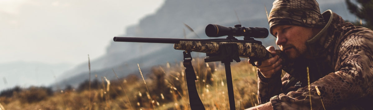 "The VX-6HD is designed to provide high performance to demanding shooters and outdoorsmen ""where others can't"""