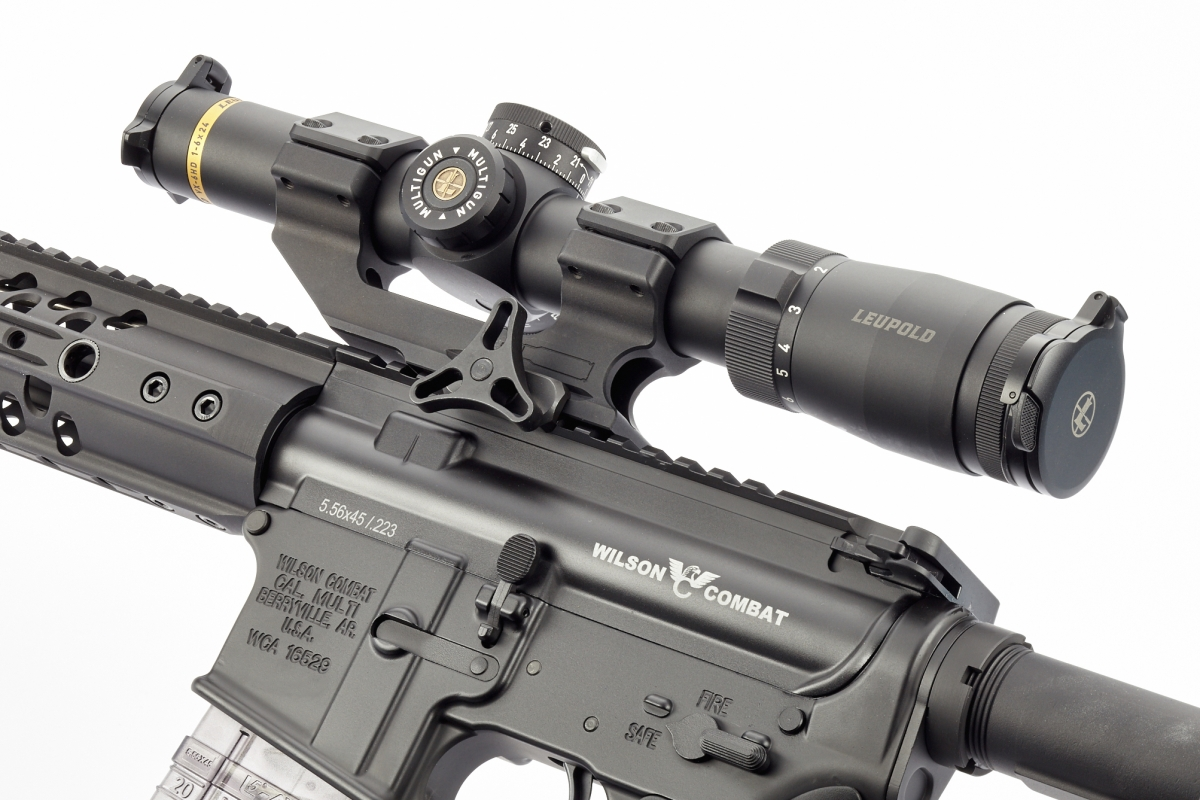 The VX-5HD and VX-6HD are among Leupold's new introductions for the year 2017