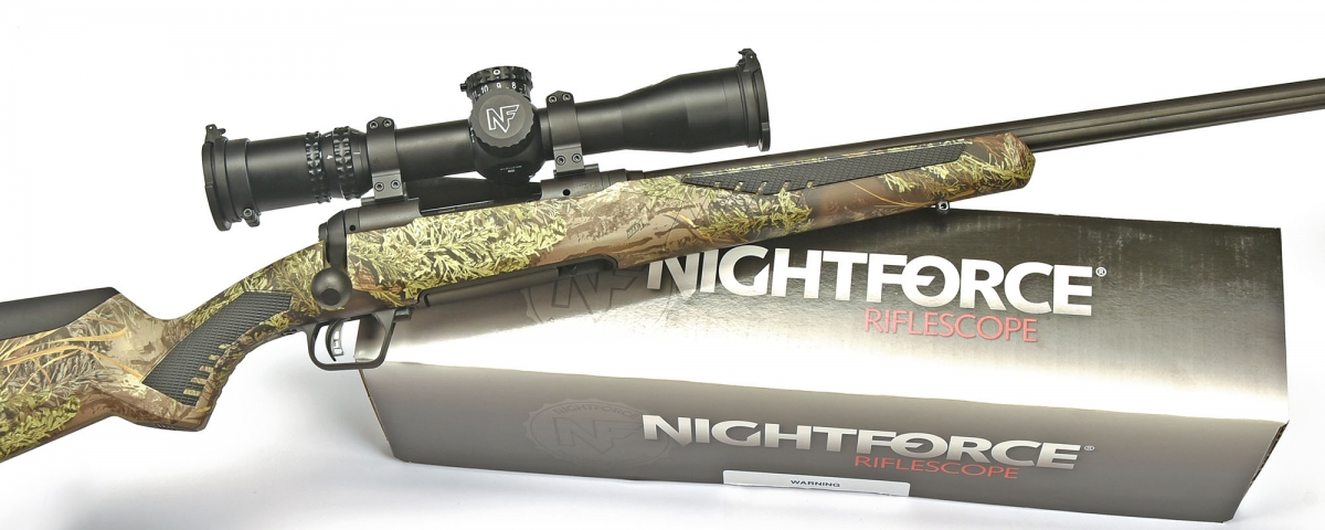 Nightforce ATACR 4-16x42 F1