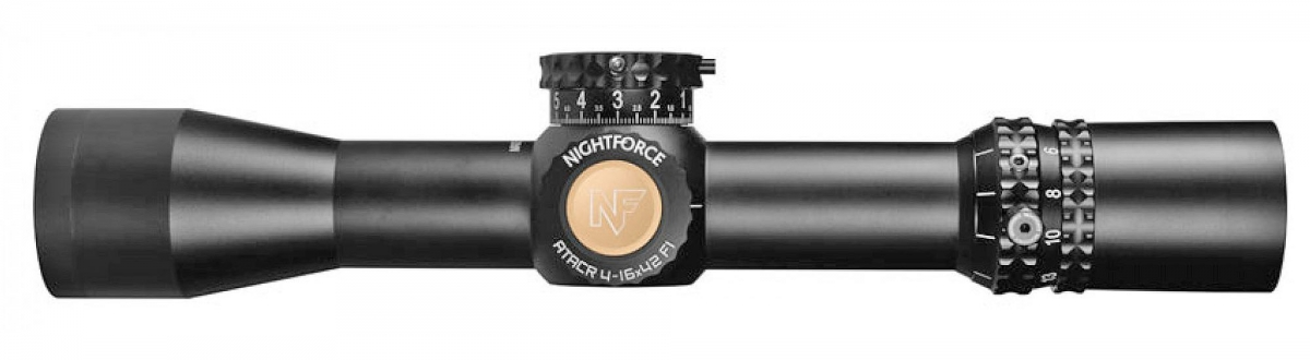 Cannocchiale Nightforce ATACR 4-16x42 F1