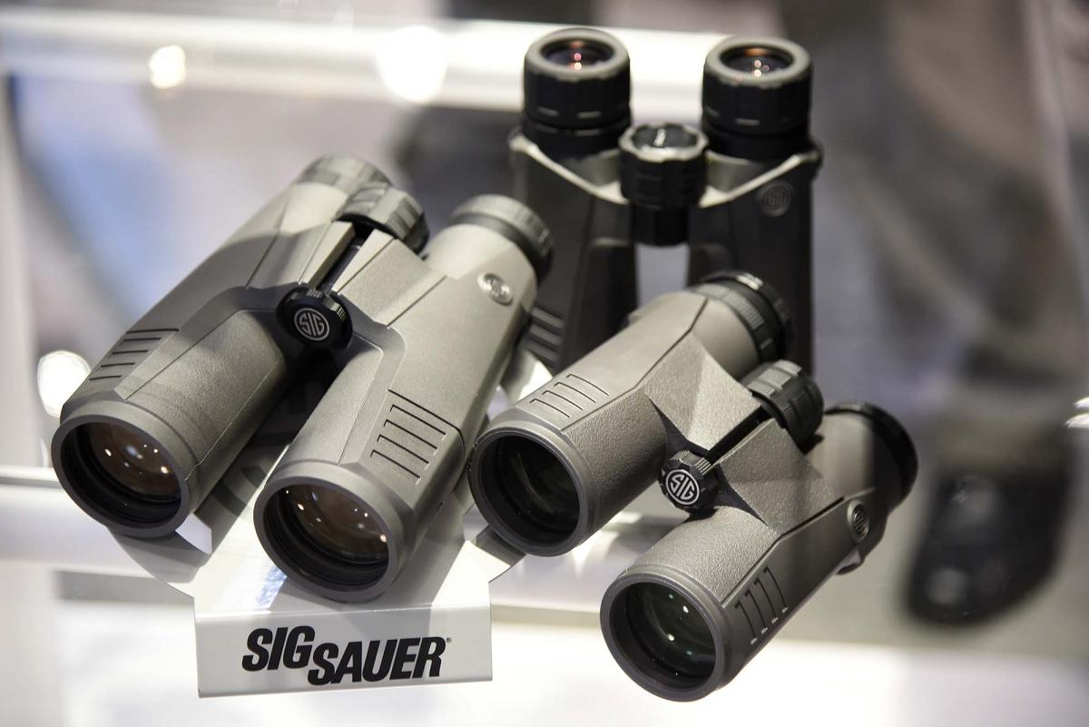 SIG Sauer Zulu binoculars