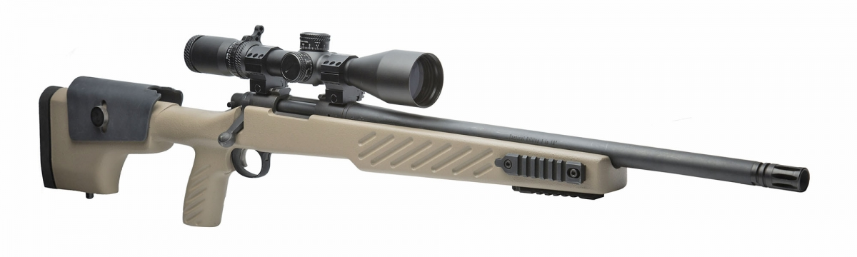 New Sightmark Citadel 3-18x50 MR2 riflescope