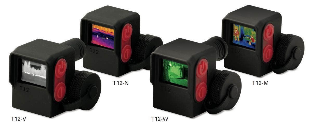 I visori T12 della Torrey Pines Logic rappresentano una delle soluzioni di puntamento e visione termica più avanzate oggi disponibili sul mercato civile italiano