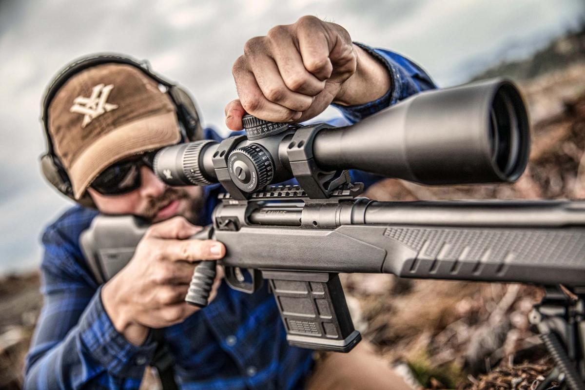 Vortex Venom 5-25x56 FFP riflescope