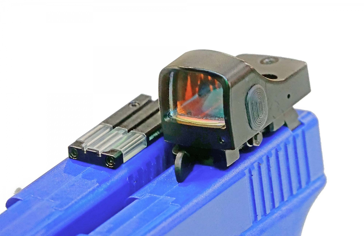 Meprolight introduces the FT Bullseye and Micro RDS sights for handguns