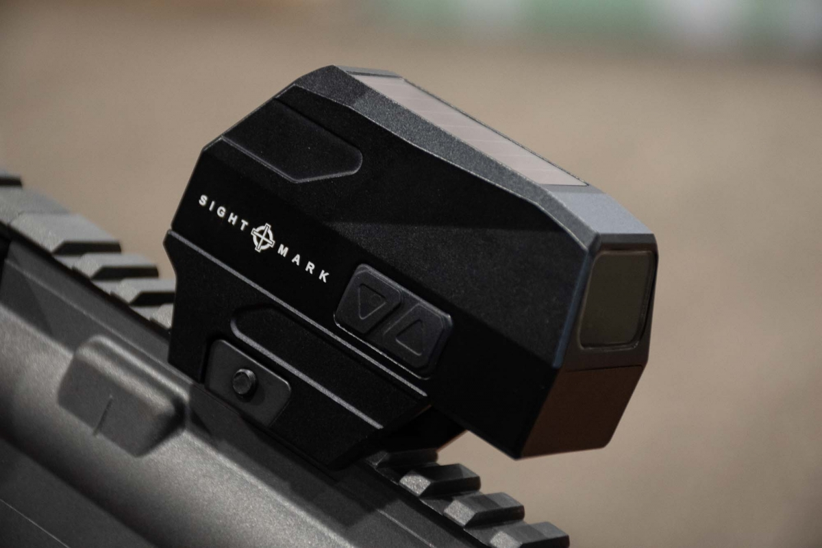 Sightmark introduces the Volta solar reflex sight