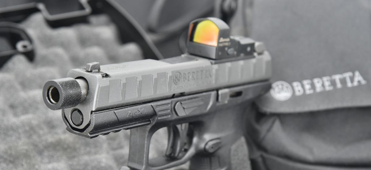 Beretta Laser Sight