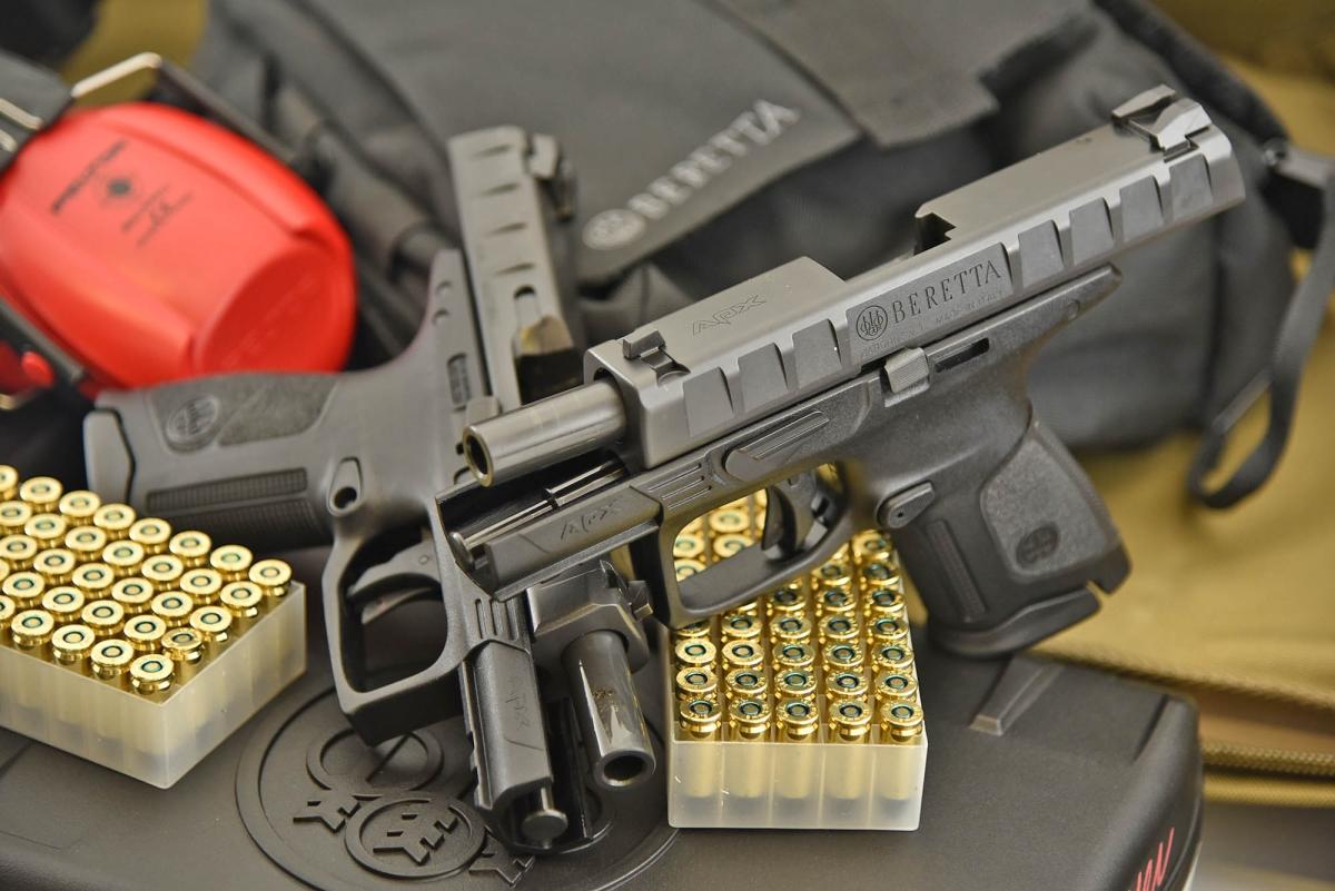 Beretta APX Compact e APX Centurion!