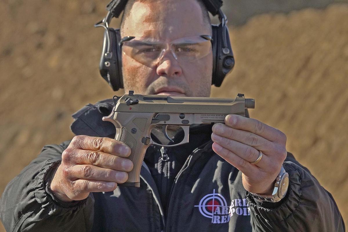 Robusta e affidabile: la Beretta M9A3 è l'ultima 92 militare, destinata a divenire un pezzo da collezione