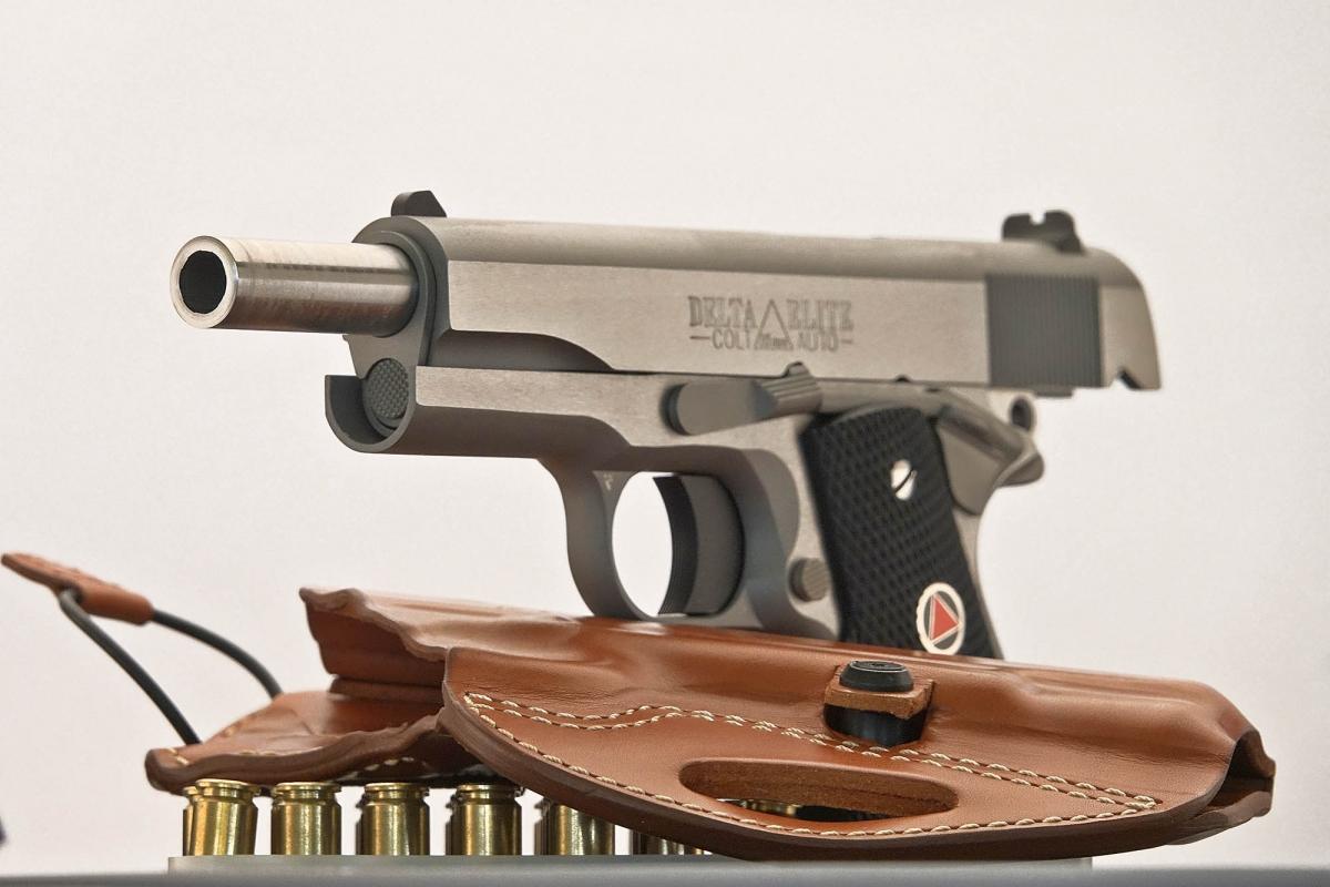 Colt Delta Elite 10mm Auto
