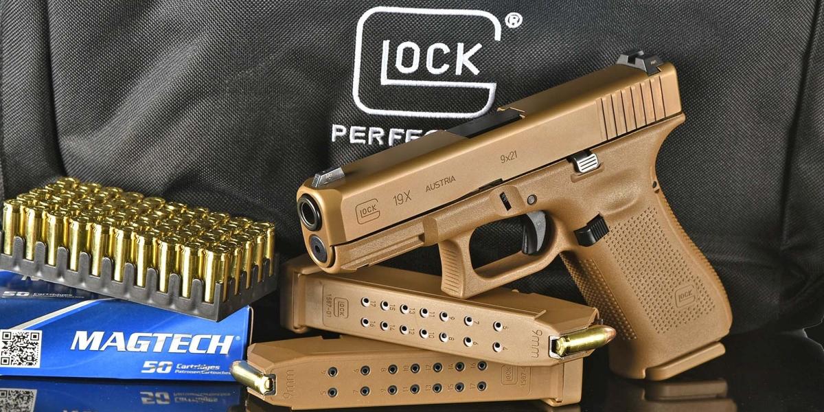 Glock 19X Gen5