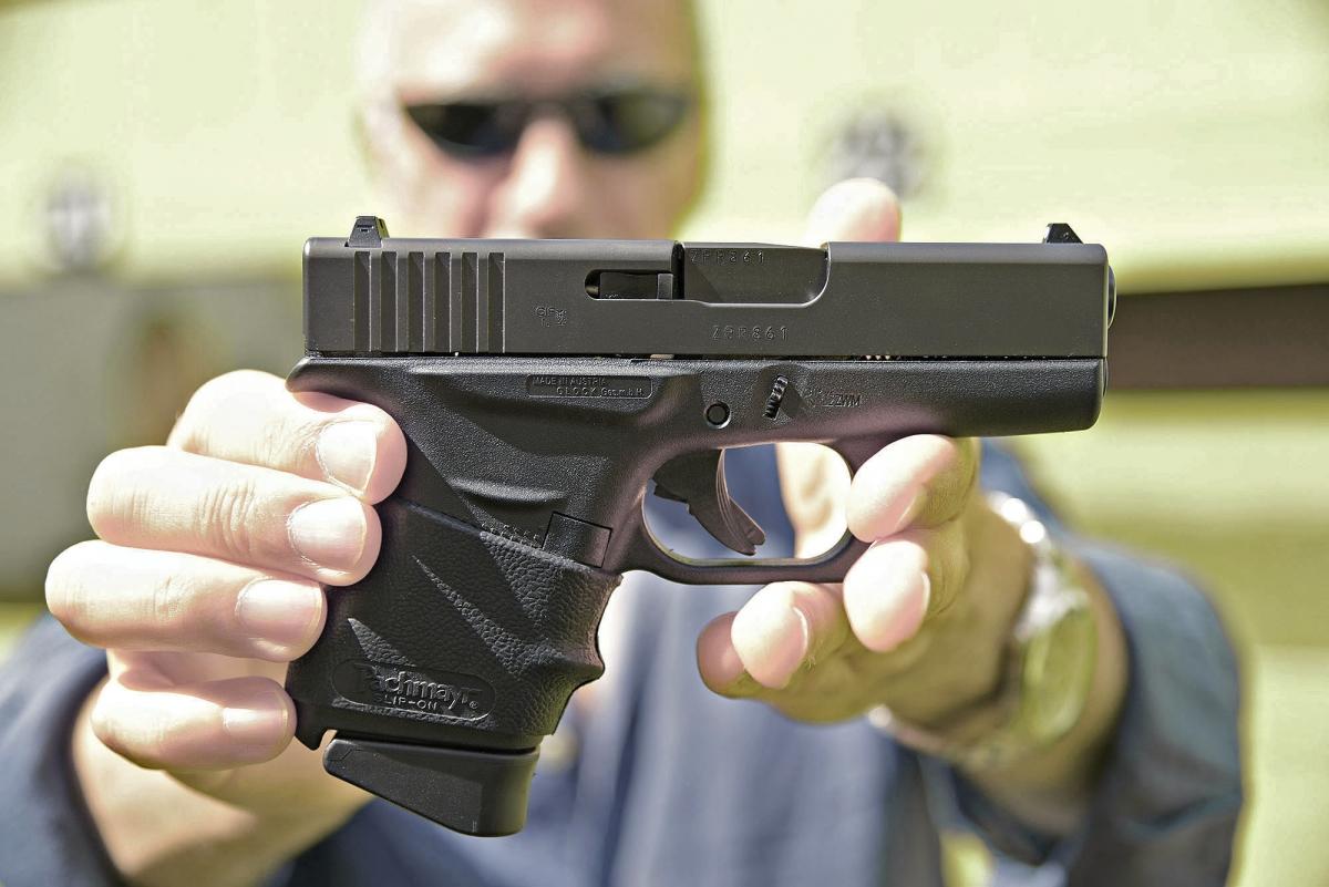 Glock G43 Slimline calibro 9mm