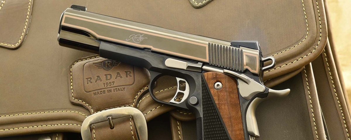 Kimber Classic Carry Elite: a most elegant 1911 variant