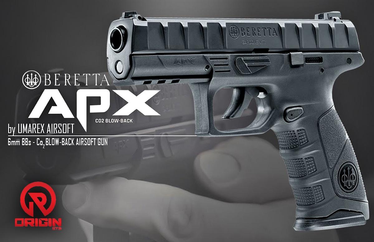 Beretta APX: la replica Umarex