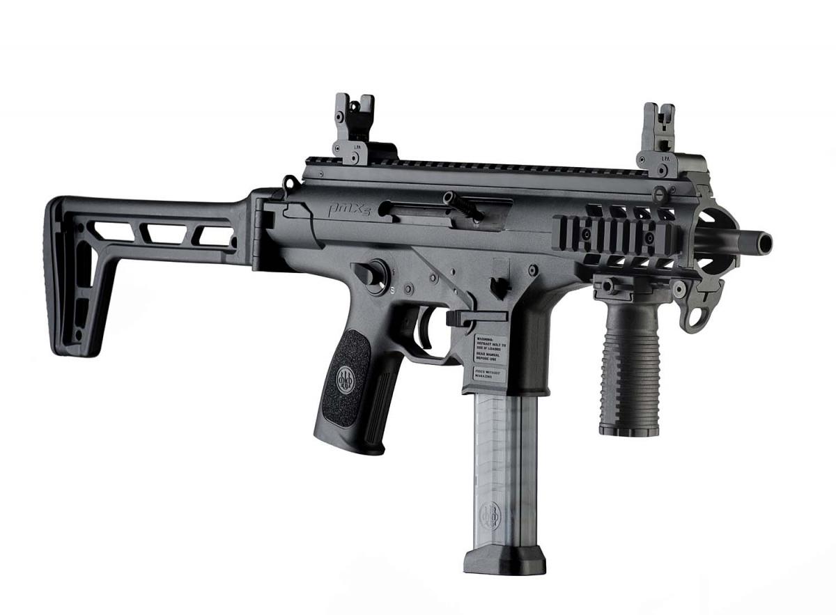 Pistola semiautomatica Beretta PMXs