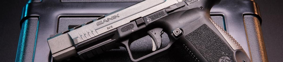 Le pistole Canik TP9 e P120 sono in arrivo nelle armerie