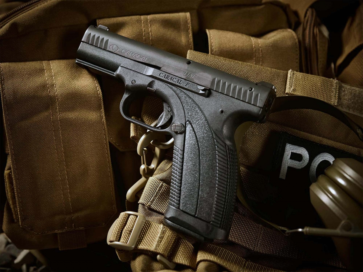 Caracal USA announces the availability of Upgraded Model F replacement pistols
