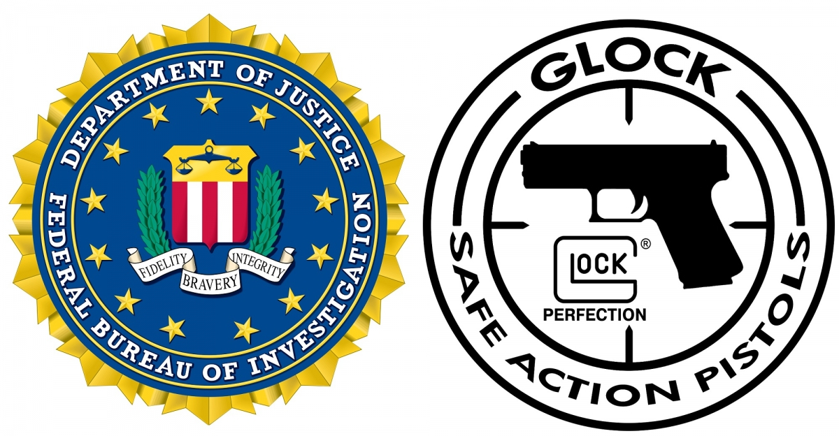 Glock and the FBI go way back, having the Federal Bureau of Investigations adopted the Glock 22 and Glock 23 in the late 1990s