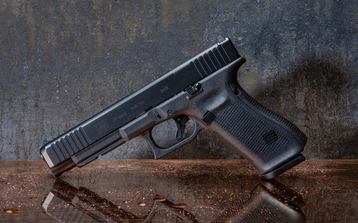 The Glock 34 Gen5 MOS pistol was launched back in January