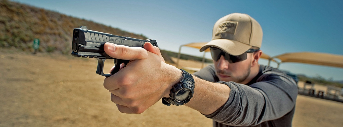 Heckler & Koch new Striker Fired VP9SK